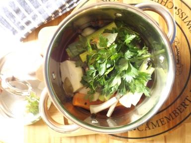 bulion warzywny do gulaszowej